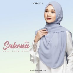 SAKENA LUXE LONG SHAWL