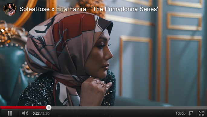 Youtube-SofeaRose-x-Erra-Fazira-The-Primadonna-Series2