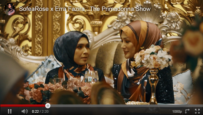 Youtube-SofeaRose-x-Erra-Fazira-The-Primadonna-Show