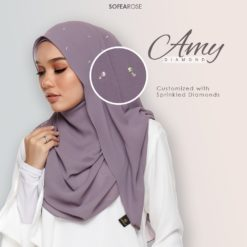 AMY DIAMOND INSTANT SHAWL
