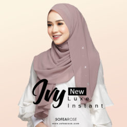 IVY LUXE INSTANT SHAWL