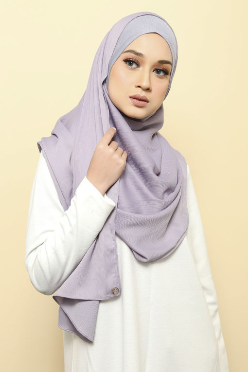 ISABELLE INNER ATTACHED SHAWL - 05 PIGEON